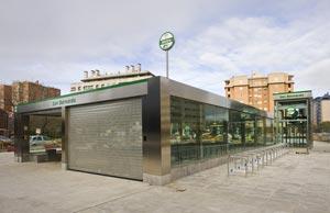 Estación de Prado de San Sebastián