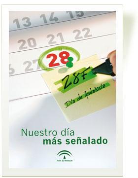 Imagen de la campaña publicitaria del 28-F
