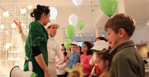Imagen de fiesta por el día de Andalucía