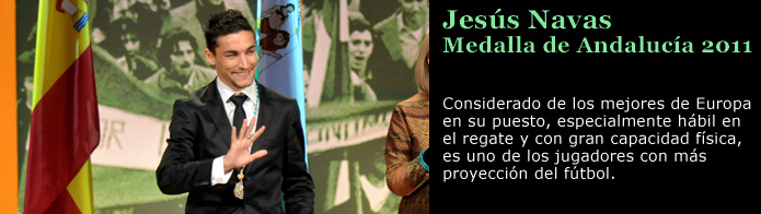 Imagen de Jesús Navas