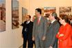 60:Visita al nuevo Rectorado de la Universidad de M�laga, inaugurado por don Felipe de Borb�n.