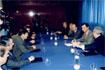 69:El Pr�ncipe se reuni� en M�laga con representantes del sector tur�stico, uno de los m�s importantes de Andaluc�a. El presidente de la Junta, Manuel Chaves, y el consejero de Turismo, Antonio Ortega, asistieron a la misma.