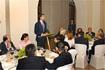 75:Discurso del Pr�ncipe de Asturias durante la cena del jueves en C�diz.