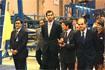 77:S.A.R. el Pr�ncipe en la visita a la Factor�a de Airbus en Puerto Real (C�diz).