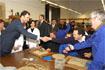 102:Don Felipe visit� un taller ocupacional de personas discapacitadas en Ja�n.
