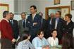 93:El Pr�ncipe de Asturias, en la provincia de Ja�n, visit� las SAFA (Escuelas Cristianas de la Sagrada Familia Centro de Formaci�n Profesional) en �beda.