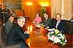 121:S.A.R. se reuni� con con los portavoces municipales en el Ayuntamiento de C�rdoba. Al encuentro asisti� el presidente de la Junta.