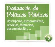 Evaluación de Políticas Públicas