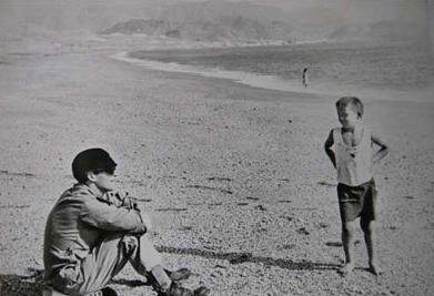 John Lennon en Carboneras, 1966
