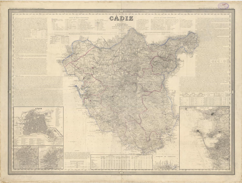 Diccionarios Geográficos-Estadísticos