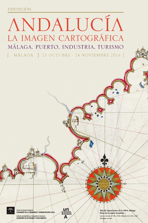 Cartel exposición de Málaga