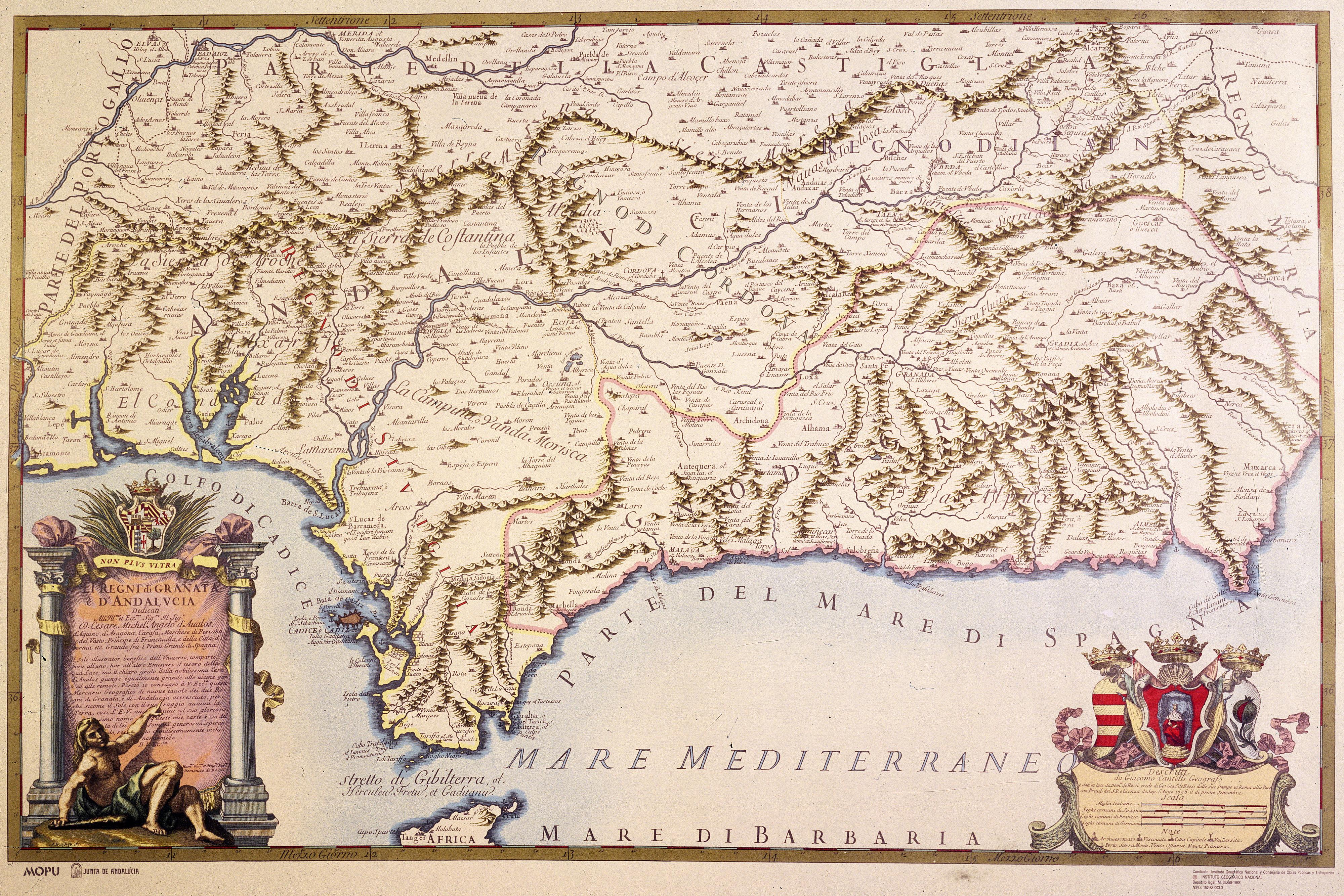 Mercurio Geografico