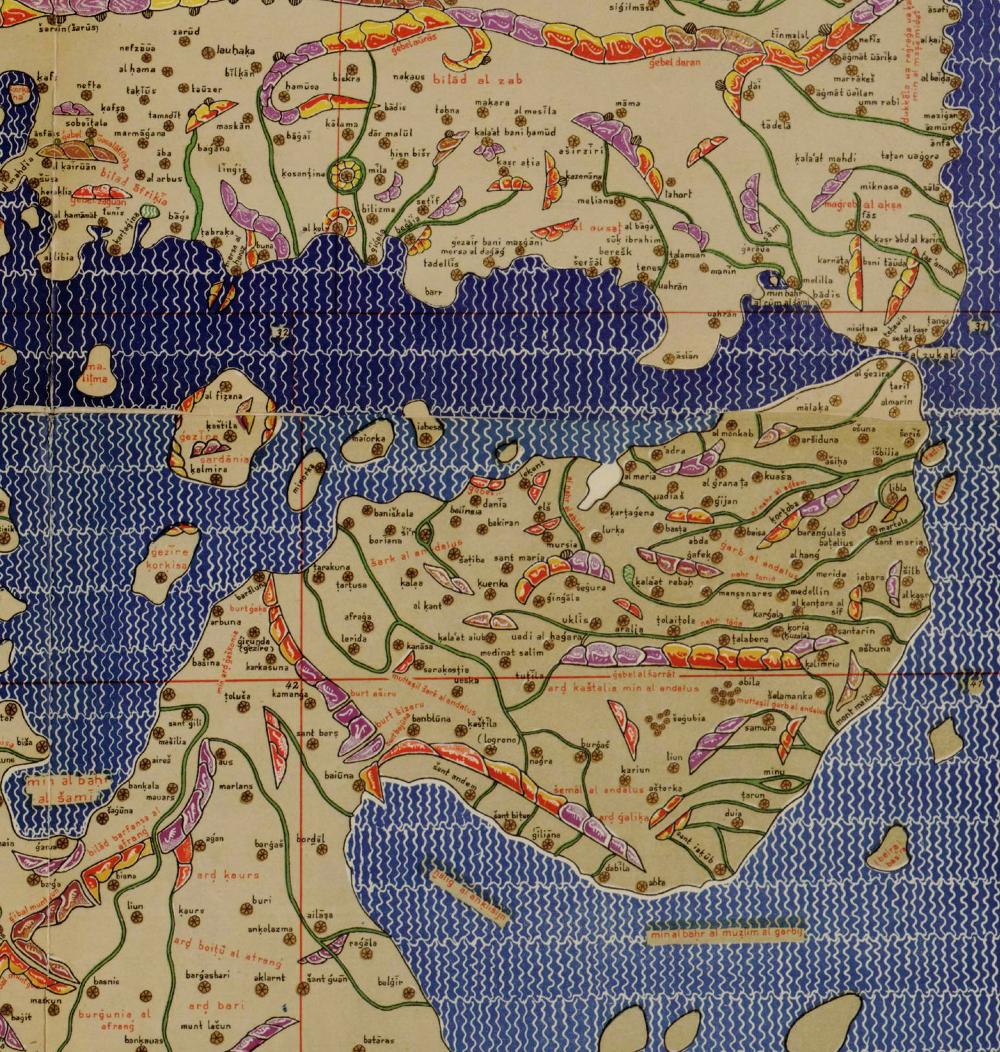 al-Idrisi 1154