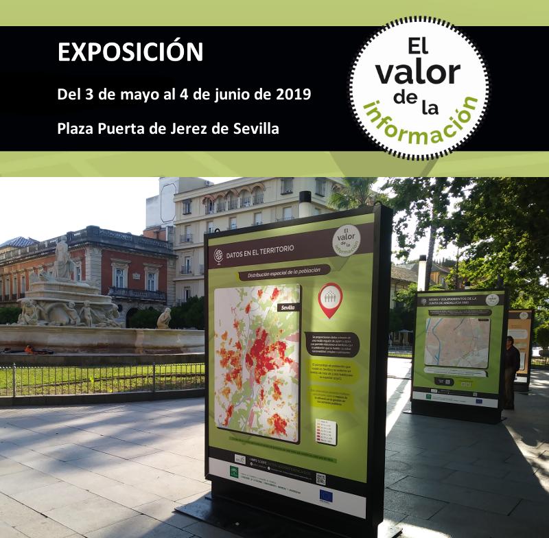 """Exposición """"El valor de la información"""""""