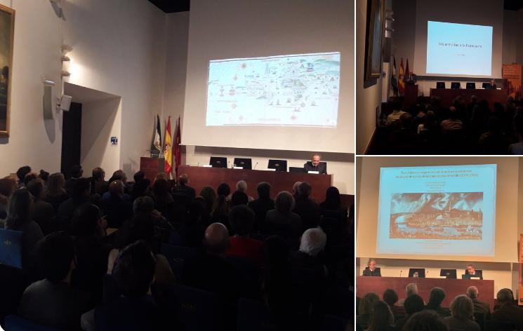 Ciclo de conferencias: la primera vuelta al mundo y la cartografía