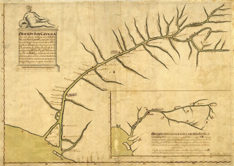 Río Guadalquivir de F. A. Pizarro