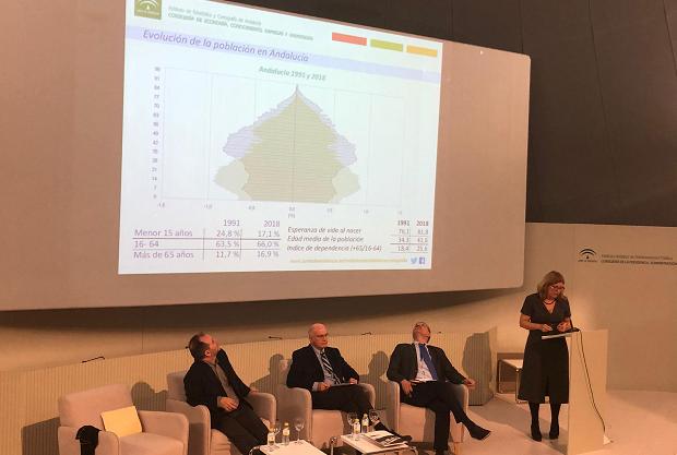El desafío demográfico en Andalucía: escenarios presentes y futuros