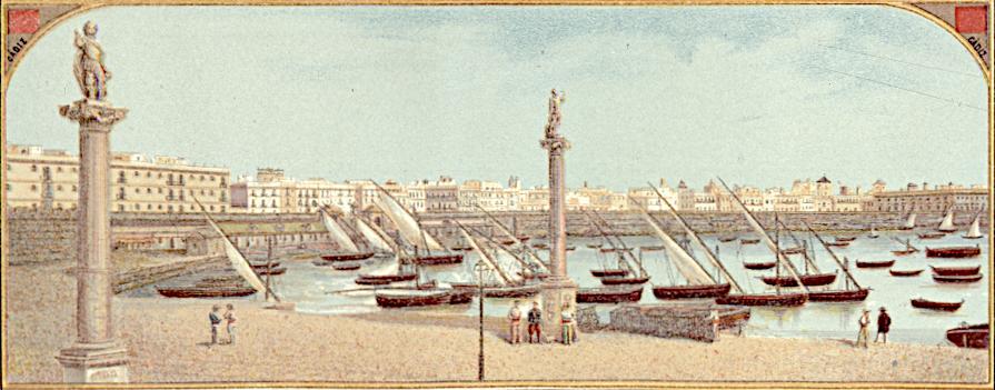 España Geografica Cádiz