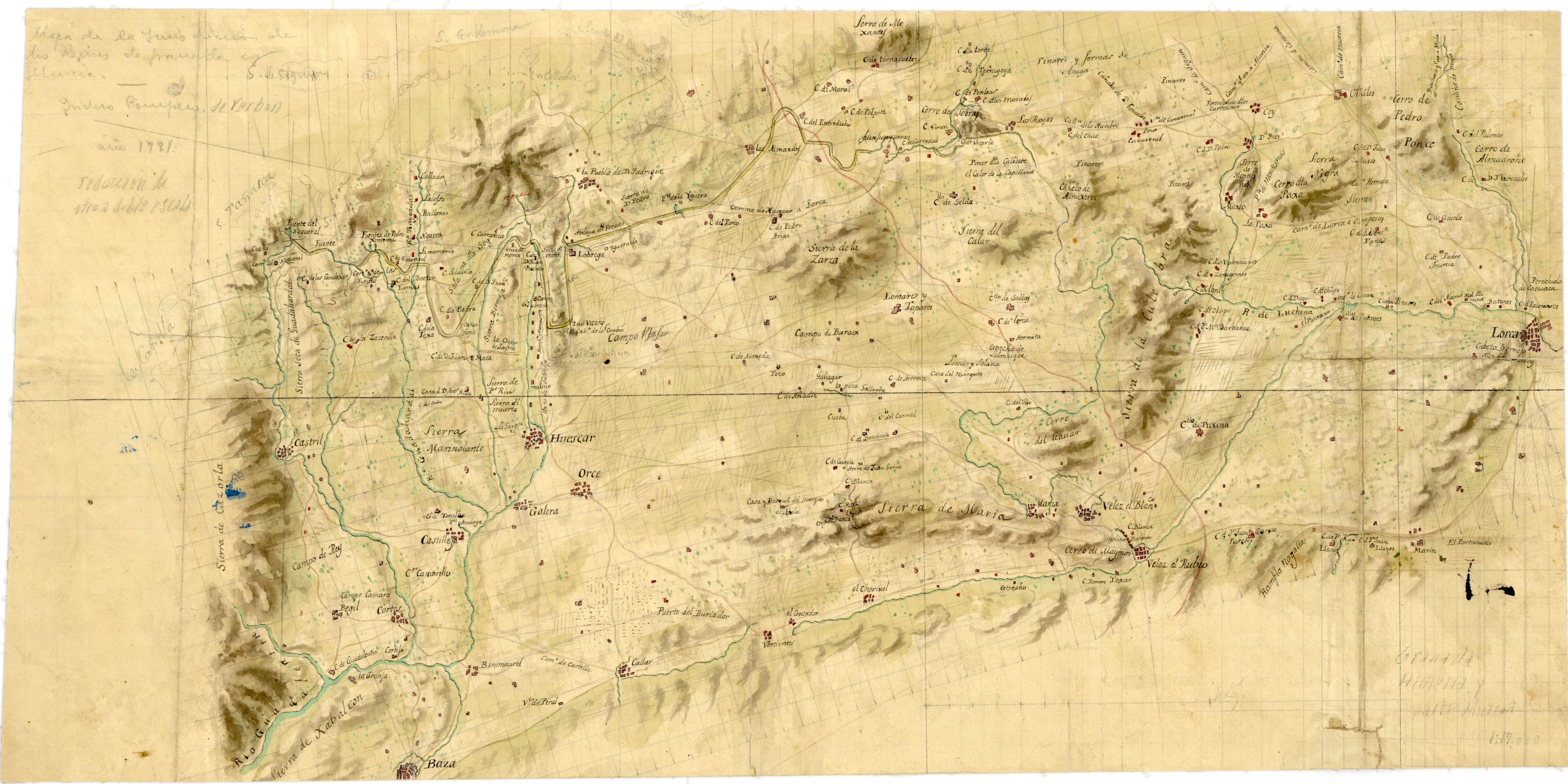 Reinos de Granada y Murcia