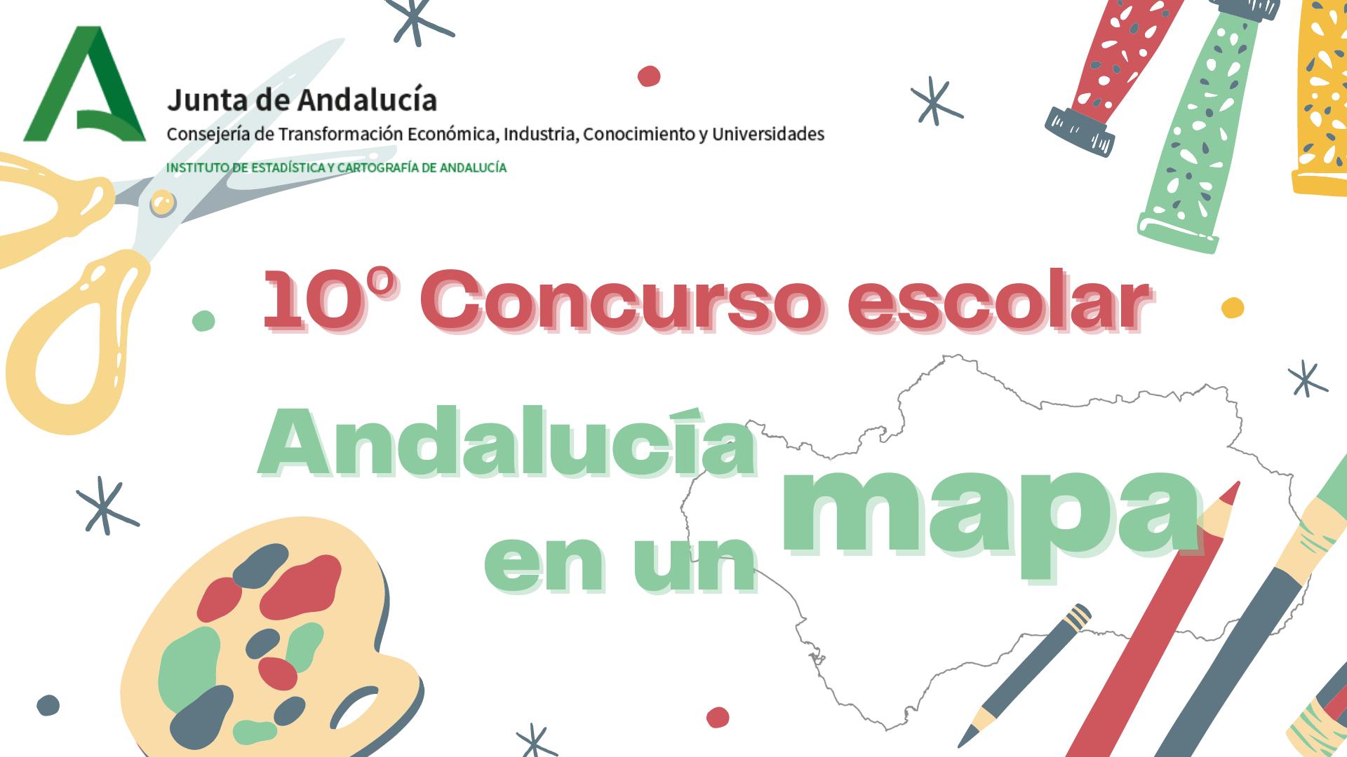 Concurso Andalucía en un mapa