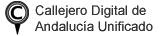 Callejero Digital de Andalucía Unificado