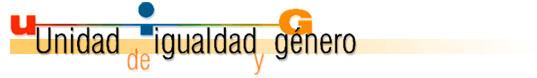Logo de la experiencia piloto de la Unidad de Igualdad de Género