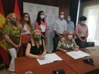 Interfresa y el Ayuntamiento de Cartaya se unen a la Red Andaluza de Entidades Conciliadoras del IAM que ya cuenta con casi 300 adhesiones