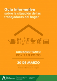 Radiografía del servicio doméstico en Andalucía: un sector altamente feminizado, el 99% de las afiliadas son mujeres, y precario