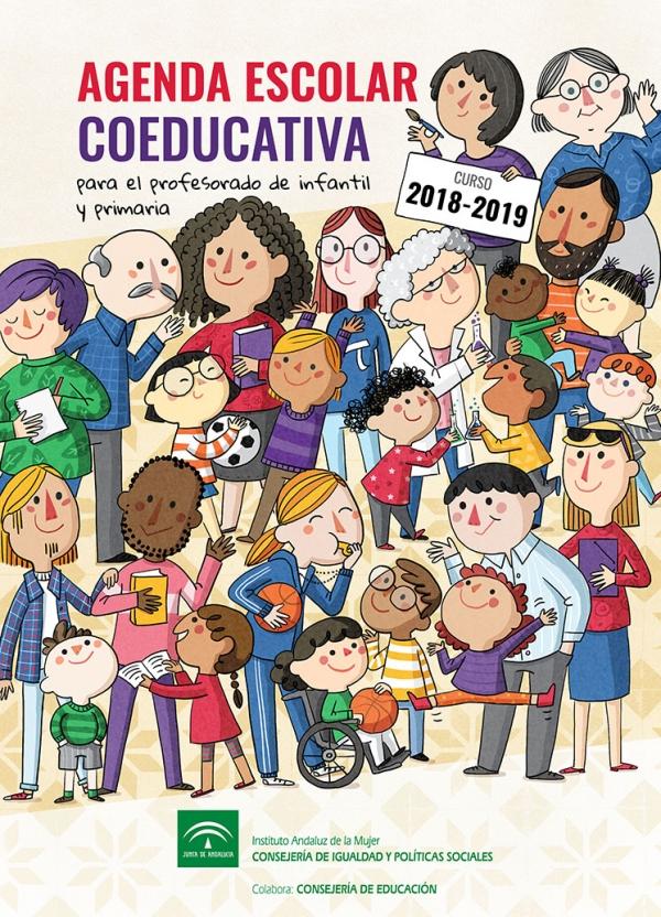 Agenda coeducativa de formación del profesorado