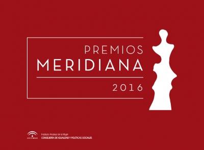 Premios Meridiana 2016