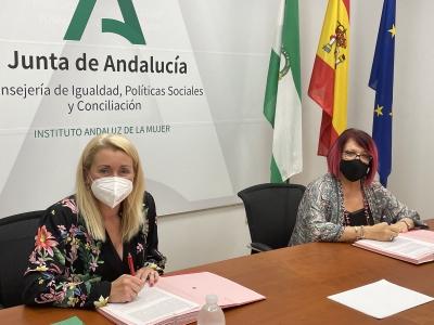 El IAM y la FAMP firman un convenio para la realización de acciones formativas dirigidas al personal técnico de las Entidades locales