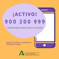 El IAM garantiza la atención a las mujeres a través del teléfono 900 y las casas de acogida