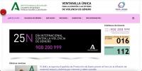 El IAM activa en su página web la Ventanilla única para víctimas de violencia de género