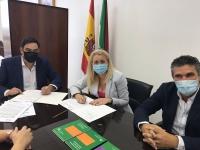 El IAM y ATA firman un acuerdo para el fomento del emprendimiento entre las mujeres andaluzas
