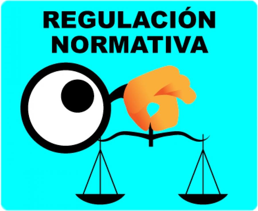 Regulación Normativa