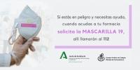 Las víctimas de violencia de género podrán solicitar ayuda en las más de 3.800 farmacias andaluzas con la clave 'Mascarilla 19'