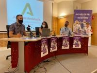 El IAM habilita en el Cooltural Fest de Almería un Punto Violeta contra la violencia machista