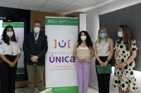 Rocío Ruiz destaca el avance contra la violencia de género en Andalucía al centralizar todos los recursos para las víctimas en la Ventanilla única