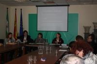 ONU Mujeres visita Andalucía para conocer las buenas prácticas del IAM en materia de violencia de género