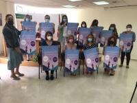 El IAM y 13 centros municipales de la mujer en Málaga visibilizan en 9 idiomas los recursos para las víctimas de violencia de género