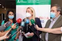 Andalucía visibiliza los graves efectos de la violencia de género durante el embarazo en una jornada formativa dirigida al personal técnico