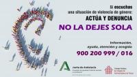 El IAM y los Administradores de Fincas lanzan la campaña contra la violencia machista 'No la dejes sola' dirigida a comunidades de vecinos