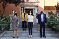 La Consejería de Igualdad y la UPO refuerzan su compromiso con la defensa de los derechos de las mujeres en los Cursos de Verano de Carmona