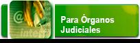 Información para Órganos Judiciales