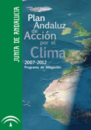 Plan Andaluz de Acción por el Clima, Huella de Carbono