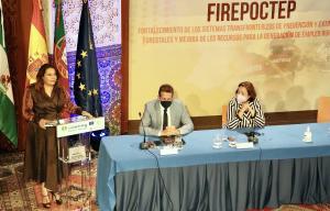 Carmen Crespo ha inaugurado la jornada de lanzamiento europeo del proyecto Firepoctep