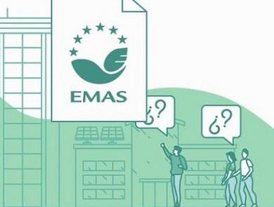 Campaña EMAS para ciudadanos responsables y entidades comprometidas. Con EMAS, todos ganamos.