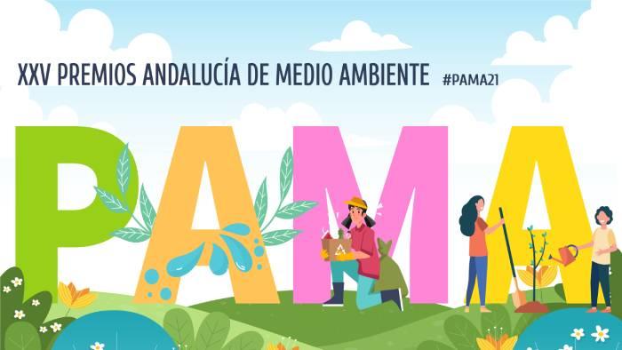XXV edición del Premio Andalucía de Medio Ambiente