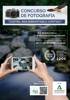 Concurso de Fotografía 'Castril inquebrantable contigo'