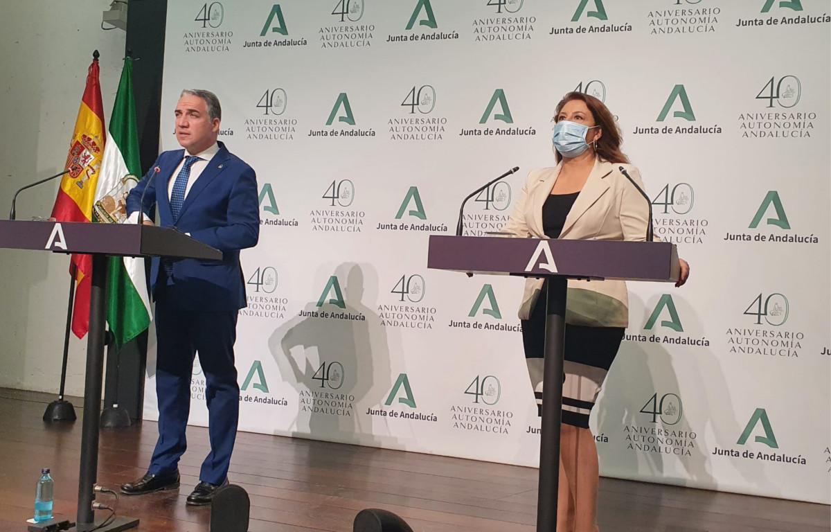 La Junta regulará la contaminación lumínica  para reducir los efectos de la luz artificial en Andalucía